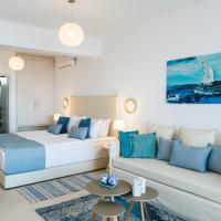 Lefka Ori luxury suite