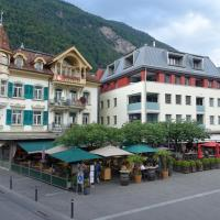 Andy's Attika-Apartment marketplace in Interlaken