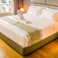 Saba Suites at Vortex KLCC Bukit Bintang Kuala Lumpur
