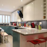 Modern Clapham Apt With Parking Buckingham Palace In 15 Mins