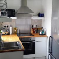 Two bedroom modern flat in Kirkcaldy