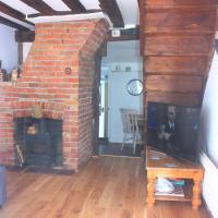 500 year old cottage in Faversham