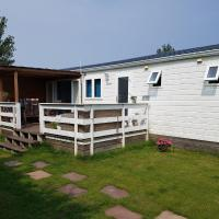 Carefully furnished chalet near the Wadden Sea