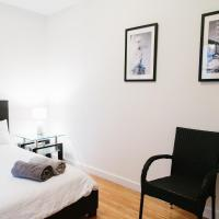 Sunny New York Apartment, with 2 Spacious Bedrooms
