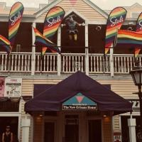 New Orleans House - Gay Male-Only Guesthouse