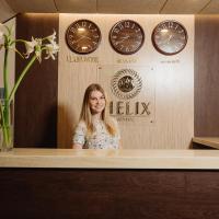 Helix Hotel, hotel Szocsiban
