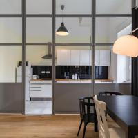 Holiday Apartments in Berlin Melting Pot at Panke River