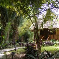 Cohune Palms River Cabanas