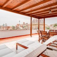 Elegant 3 Bed in Monti w/Terrace - amazing view