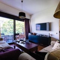 Luxury City One-bedroom Apartment
