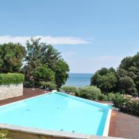 Luxury Design Villas with Pool and Sea View