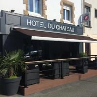 The Originals City, Hôtel du Château, Pontivy (Inter-Hotel)