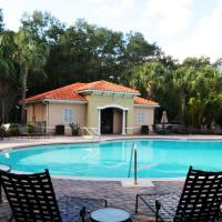 4Bd Sleeps 9 w Jacuzzi Close to Disney @ Compass Bay 5113C