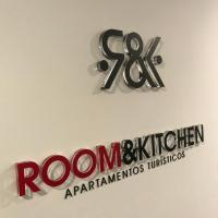 Room and Kitchen Bilbao