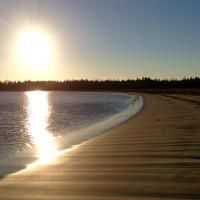 Sea Mist at Little Harbour, Shelburne County, Nova Scotia