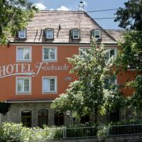 Hotel Fischzucht, hotell i Würzburg