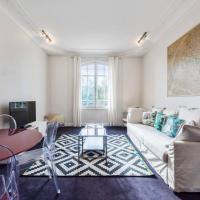 Comfortable 2Bed Flat with Champ de Mars view!