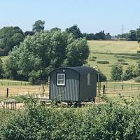 Weatherhead Farm Shepherds Hut