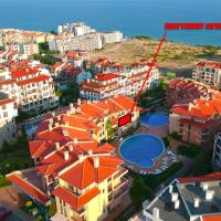 Apartament s vidom na bassein(pool view apartment)