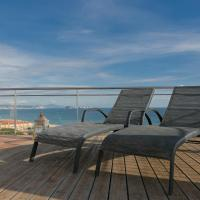 2 bedroom apartment in Sa Punta, Begur- Sea views, terrace, pool and access to the beach (Ref:H29)