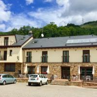 Hotel Rural Nova Ruta, hotel in Trabadelo