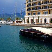 Porto Montenegro Luxury Studio