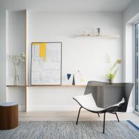 Design Led Townhouse with Scandinavian Aesthetics