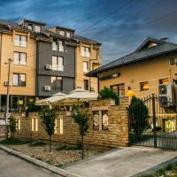 Bed and Breakfast Ponte Bianco, hotel in Vranje