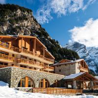 Skissim Premium - Résidence Les Hauts de la Vanoise 4*by Locatour