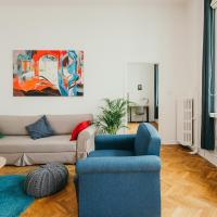 oompH Warsaw Central Elegant Apartment