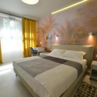 Hotel Villa MIKI, khách sạn ở Bordighera