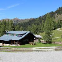 Draugstein - Hütte