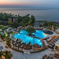 Mediterranean Beach Hotel, hôtel à Limassol