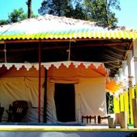 1 BR Tent in Kaggodulu Pysari, Madikeri (3B1D), by GuestHouser