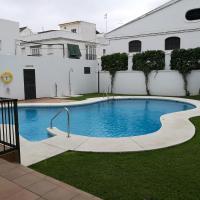 Apartamento-duplex en el centro de Sanlúcar de Bda.