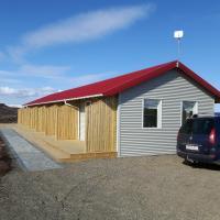 Hjartarstaðir Guesthouse、Eiðarのホテル
