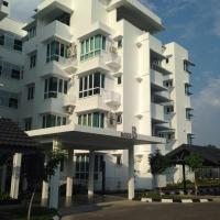 Homelite Resort Water Theme Park Condominium, hotel near Miri Airport - MYY, Miri