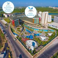 Aska Lara Resort & Spa Hotel, מלון בלארה