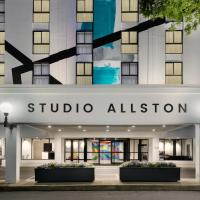 Studio Allston Hotel Boston