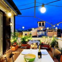Spanish Steps Apartment with terrace