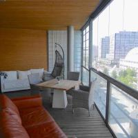 2ndhomes Luxury Kamppi Center Apartment with Sauna