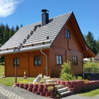 Ferienhaus Wolfs-Revier