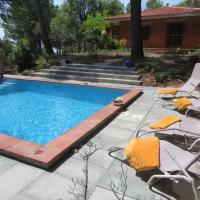 Holiday home in Font-rubi Catalonia, with private pool