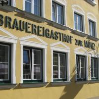 Brauereigasthof zur Münz seit 1586
