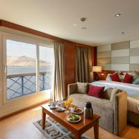 M/S Esmeralda Nile Cruise - From Luxor 04 & 07 each Monday and 03 Nights From Aswan each Friday