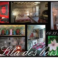 Maison d'hôtes Chez Lila des bois