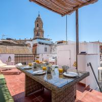 Two-bedroom apartment with roof terrace Siglo