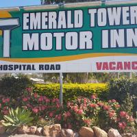 Emerald Tower Motor Inn, hotel in Emerald