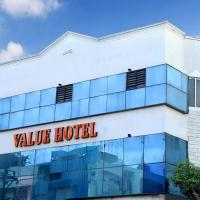 Value Hotel, hotel near Chennai International Airport - MAA, Chennai