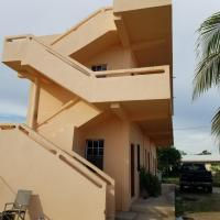 Cozy Lakeview Studio Near airport, hotel in Belize City